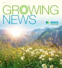 Growing News - Kundenmagazin